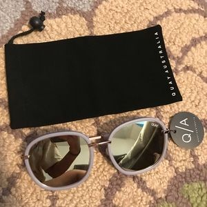 NWT Quay Dreamy Ways Sunnies